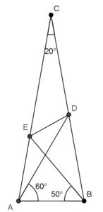 ラングレーの問題の図形
