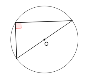 タレスの定理4
