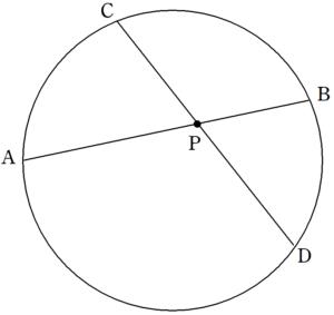 方べきの定理1