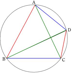 トレミーの定理の解説