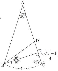 三角比の値 まとめ